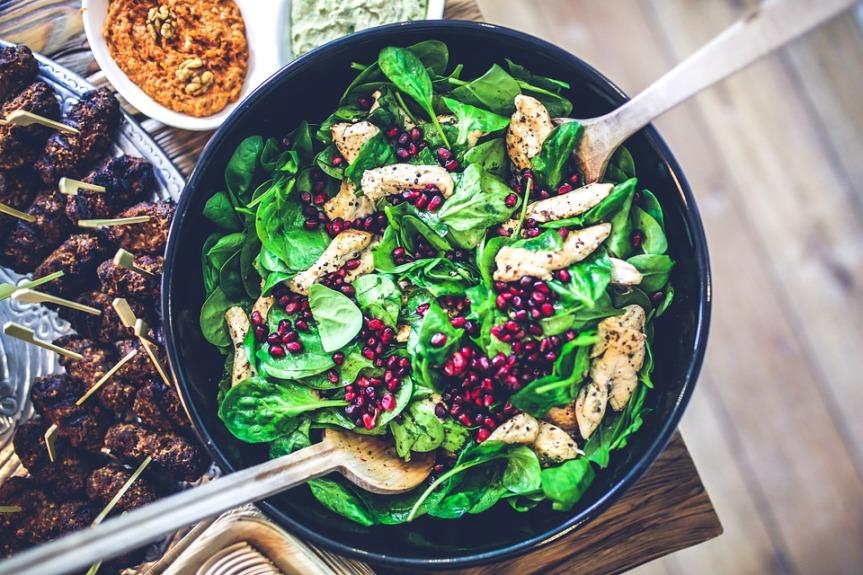 Lebensmittel der Woche #2-Spinat